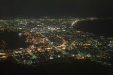hakodate night-scene