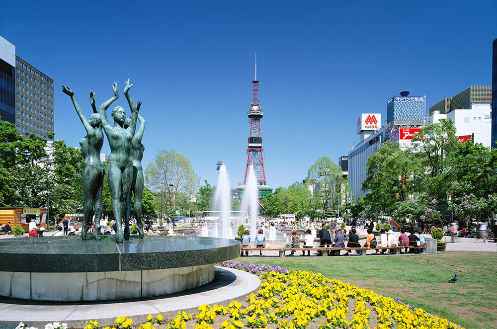 Sapporo Has Many Tourist Attractions and Famous Events Nature