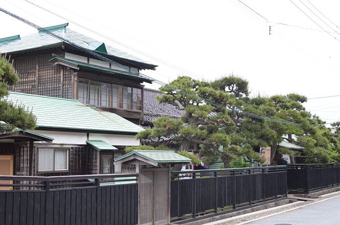 Former Soma House, Hakodate