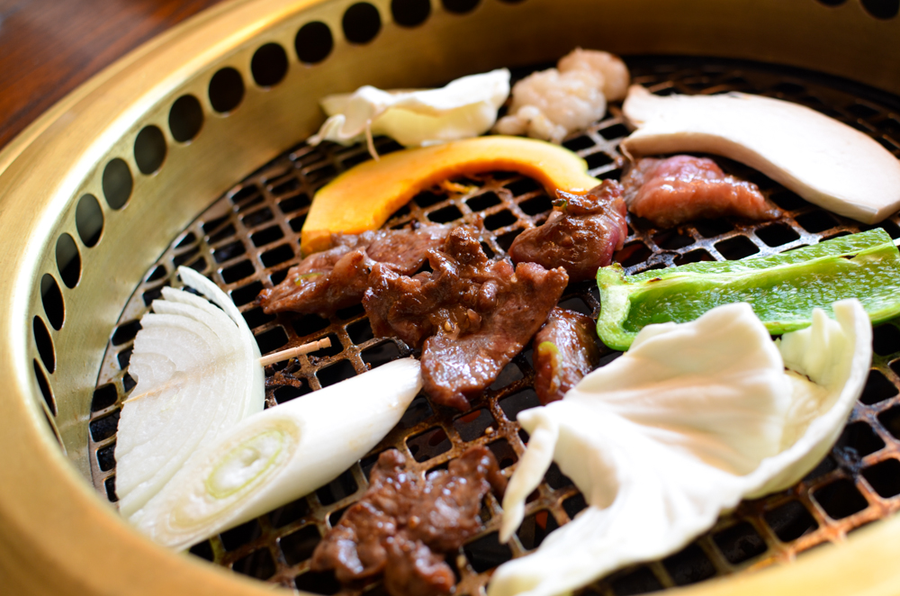 Mongolian mutton barbecue -Heiwaen-