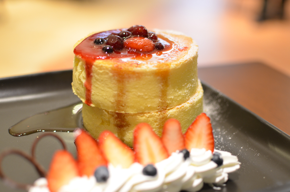 Sweets -Ishiya Cafe-