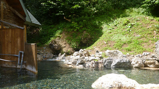 Okupirika Onsen Yama-no-Ie in Imakane