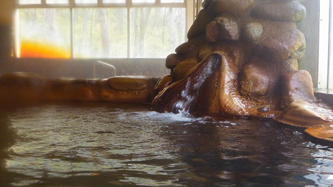 Yunotai Onsen, Kaminokuni National Health Hot Springs Center