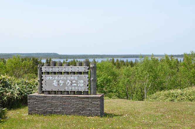 North Okhotsk Prefectural Natural Park, Mokeuni Swamp, Sarufutsu