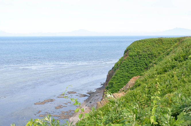Cape Notoro in Abashiri