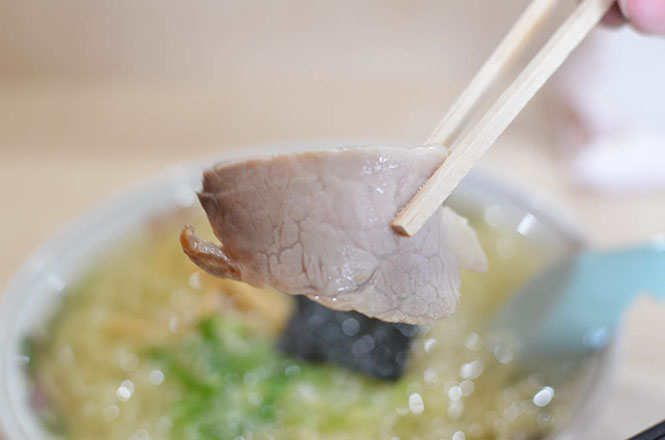 Salt Broth Ramen -Maruhira in Kushiro-