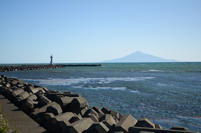 Cape Noshappu in Wakkanai