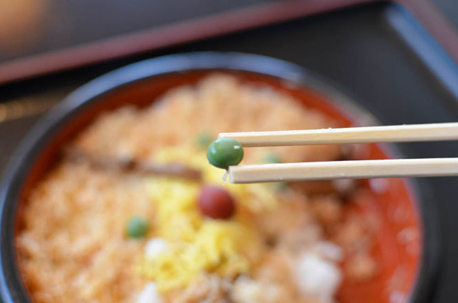 Crab Meat and Rice -Hama-no-Ie in Oshamanbe-