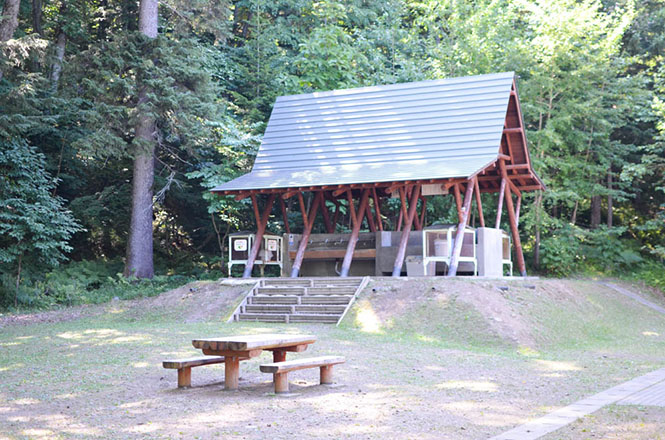 Onneto Camping Ground Ashoro