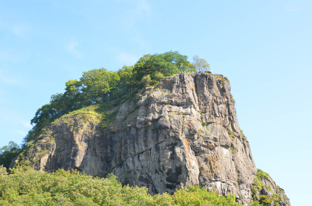 Ganbou Rocks in Engaru Town