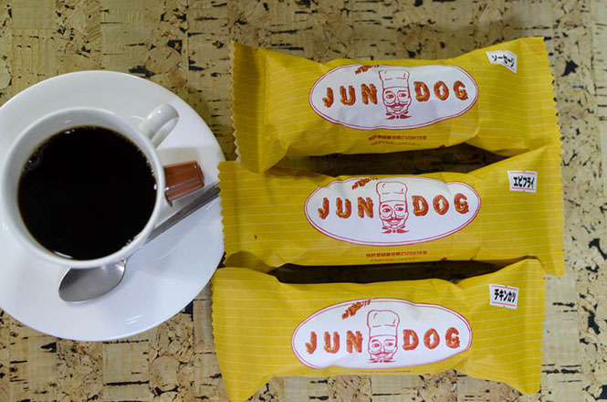 JUN DOG -PIGEON館在旭川-