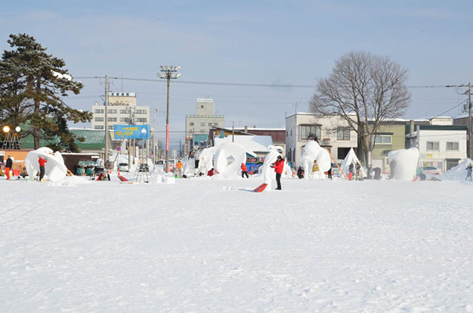 Nayoro Winter Festival