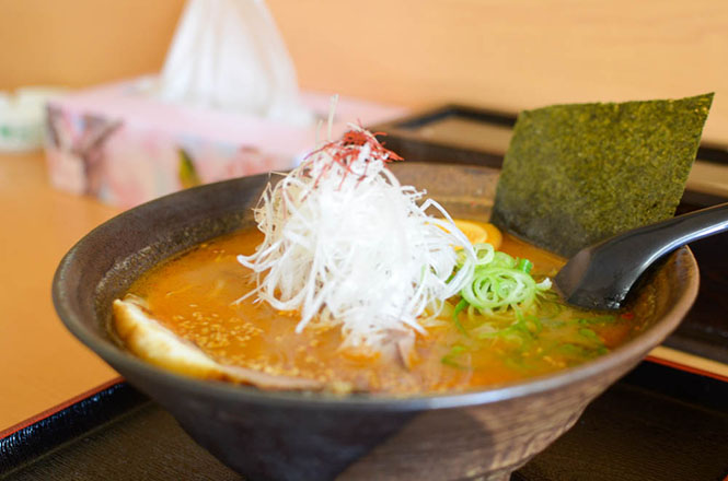 Spicy Miso Ramen -Gentlemen in Kyowa-