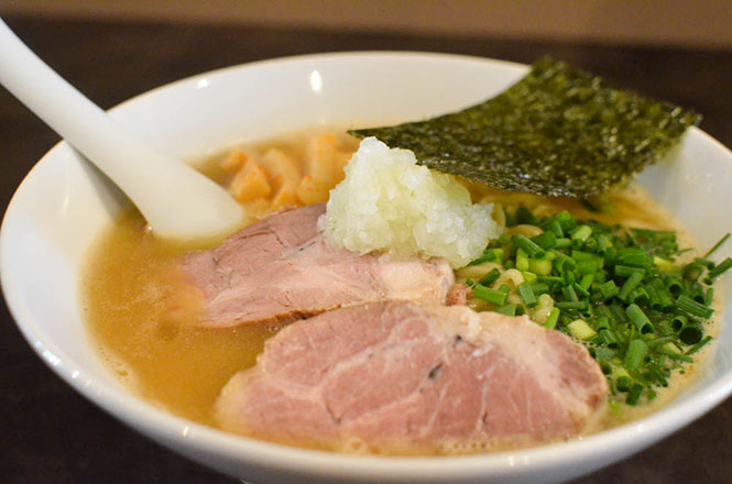 Soy Sauce Broth Ramen -Rei in Chitose-
