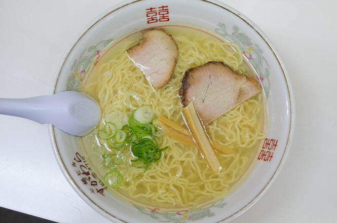 Salt Broth Ramen Asahikawa Ramen -Sugawara Head Office-