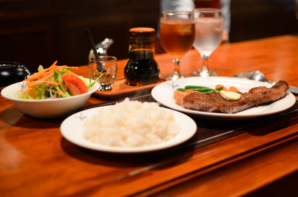 Steak -Vin in Wakkanai-