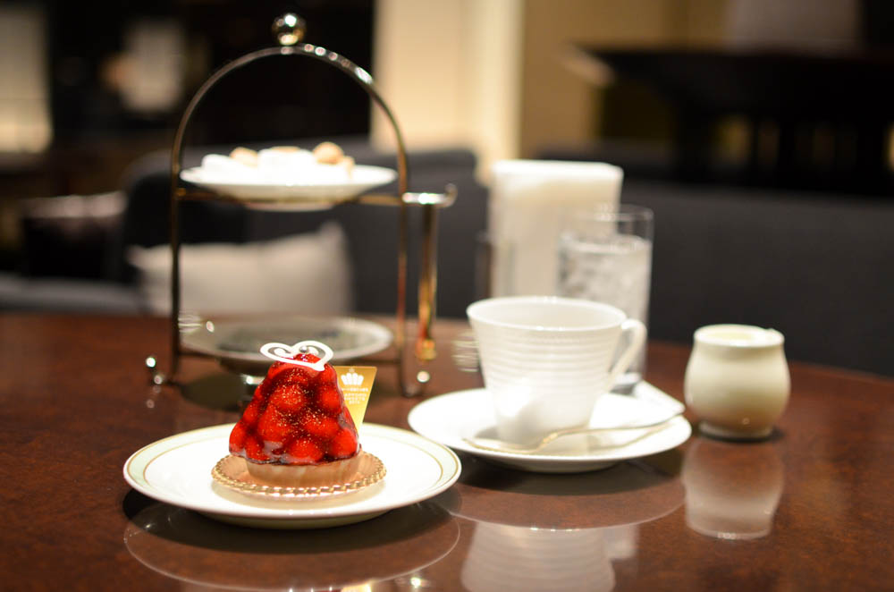 Sweets -Keio Plaza Hotel Poppins in Sapporo-