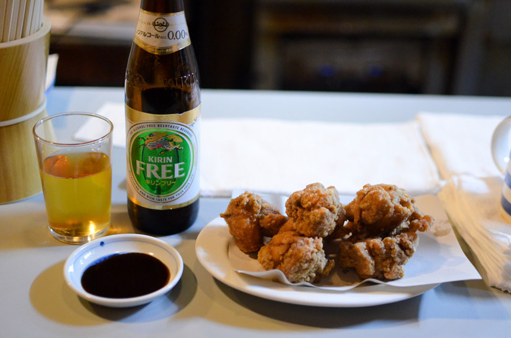 Hokkaido Style Deep-fried Chicken -Torimatsu in Kushiro-