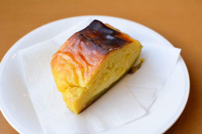 Sweet Potato Cake -Cranberry in Obihiro-
