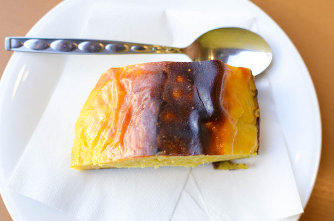 Baked Sweet Potato -Cranberry in Obihiro-