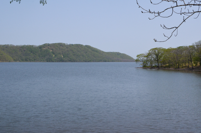Lake Toro in Shibecha