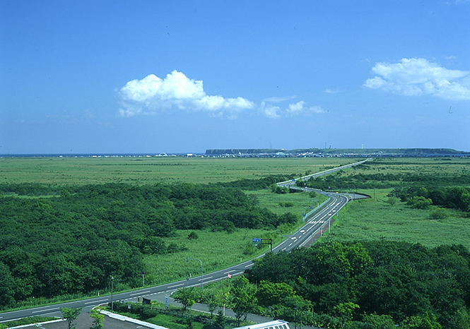 Kiritappu Wetland National Trust in Hamanaka