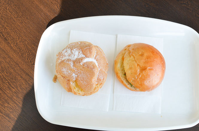 Breads and Sweets -Sabor in Furano-