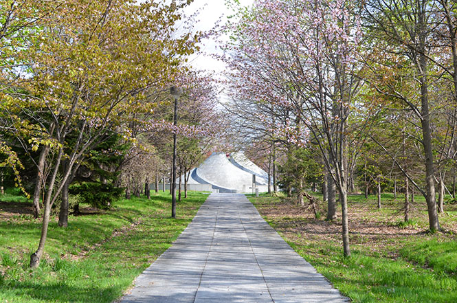 Image result for moerenuma park