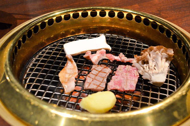 Grilled Meat Barbecue KAGURA