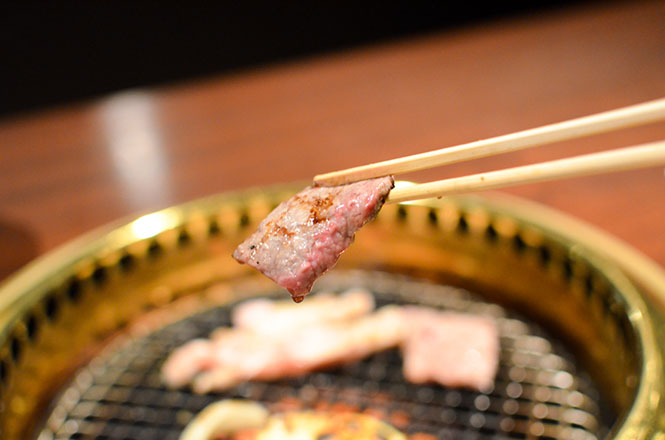 Barbecue -KAGURA in Memuro-
