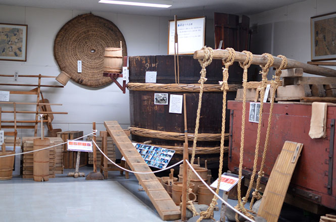 Otokoyama Museum of Sake Brewing in Asahikawa