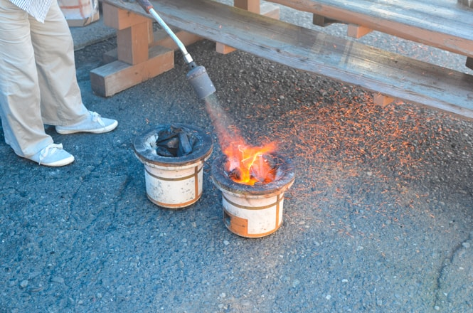Mutton Barbecue -Shimakko Shokudo in Yagishiri Island-