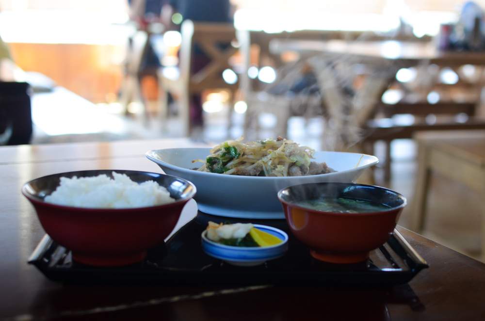 Stewed Lamb and Vegetables -Mitsuboshi Shokudo in Nayoro-