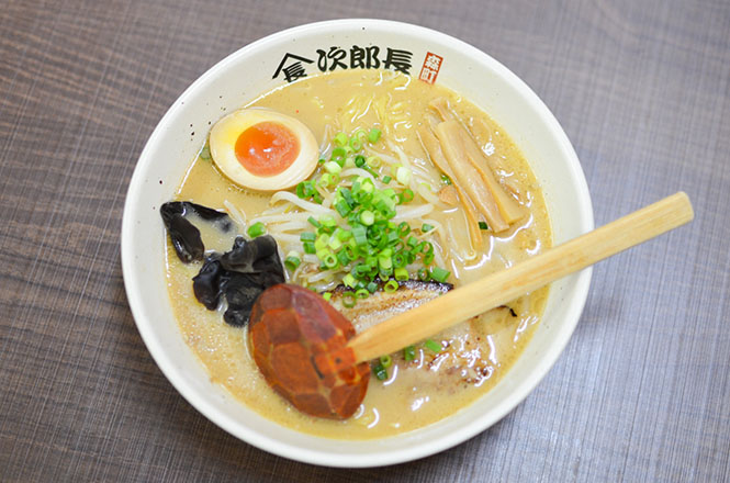 Spicy Miso Ramen -Ramen Jirocho Head Office in Mori-