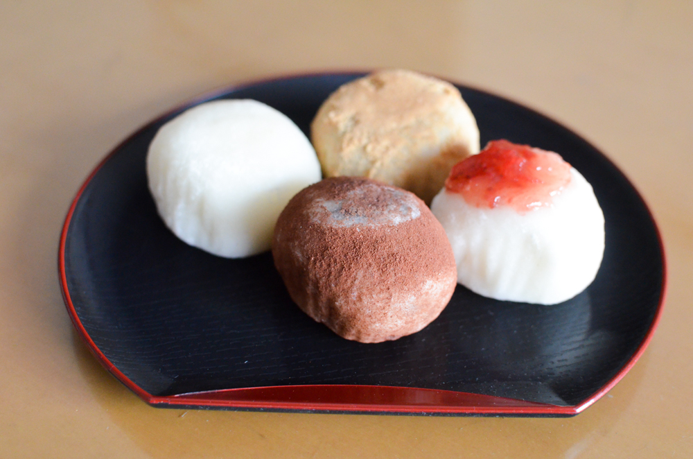 Sweets -Shiroya in Sapporo-