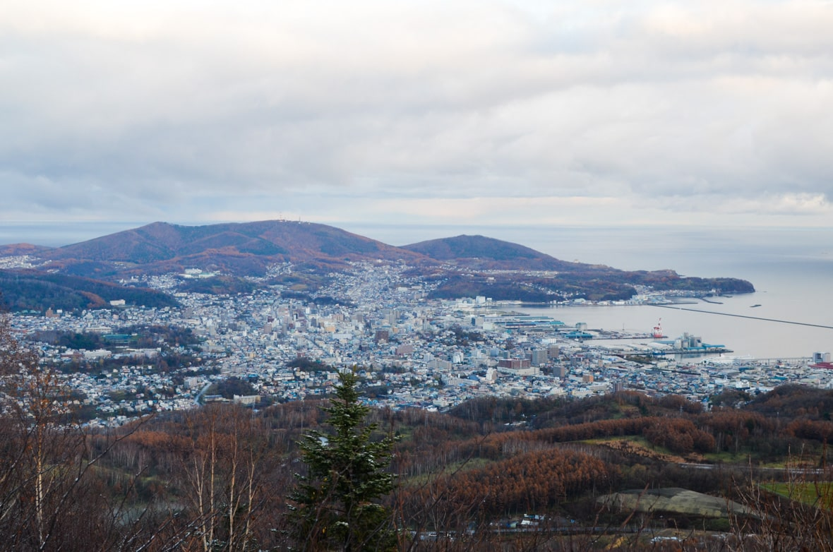 Kenashiyama Viewpoint