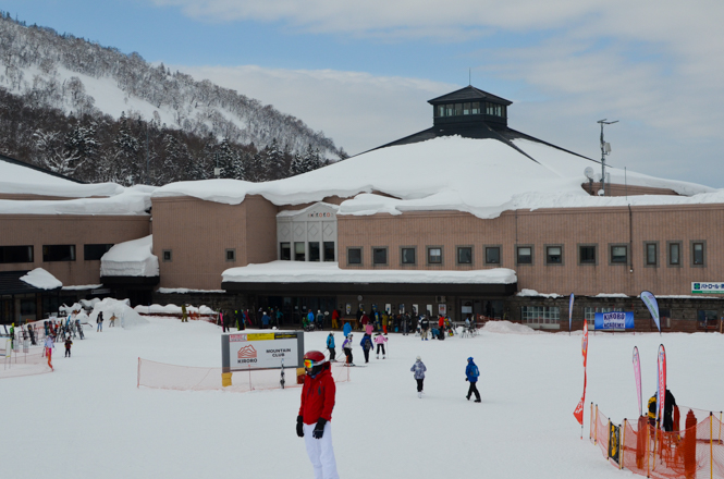 Kiroro Snow World in Akaigawa