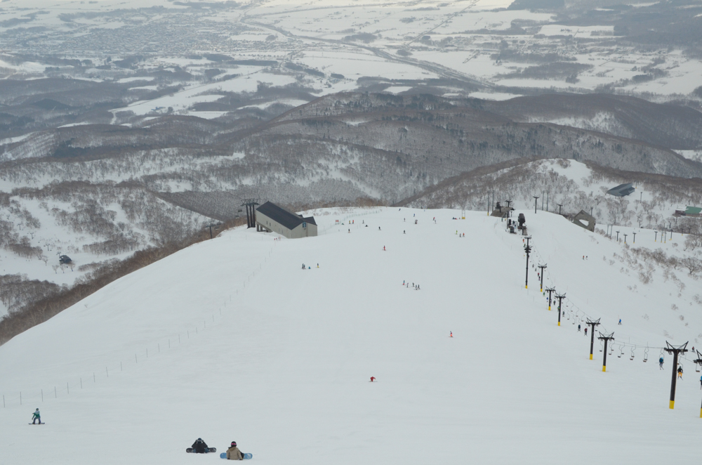 Niseko Grand Hirafu in Kuttchan