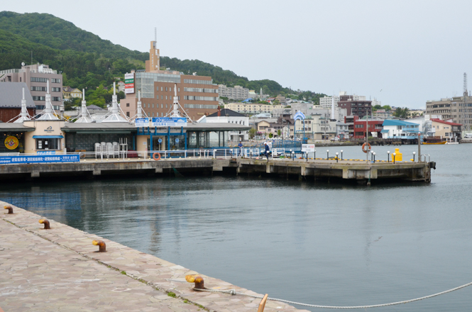 Bay Area in Hakodate