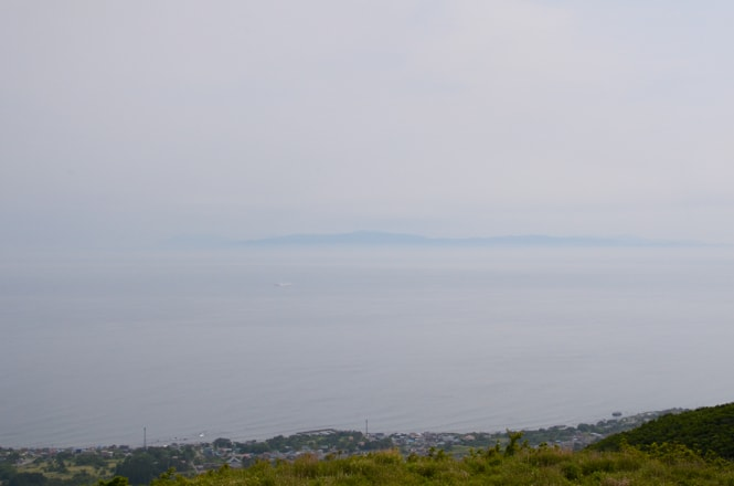 Kaikyo Lookout in Hakodate