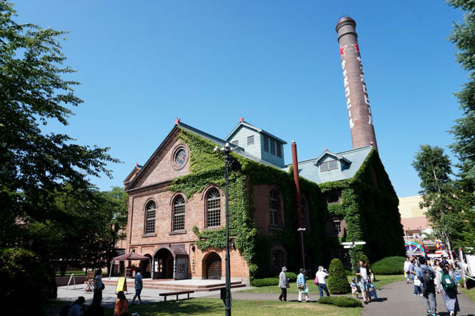 Sapporo Beer Museum in Sapporo