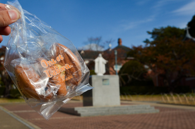Sweets -Trappistine Convent in Hakodate-